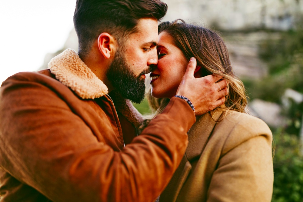 Idézetek szerelem témában: a csók nem maradhat ki!